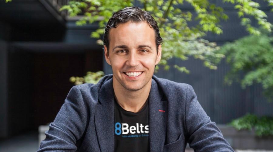 Entrevista a Anxo Pérez, CEO y creador del método 8Belts