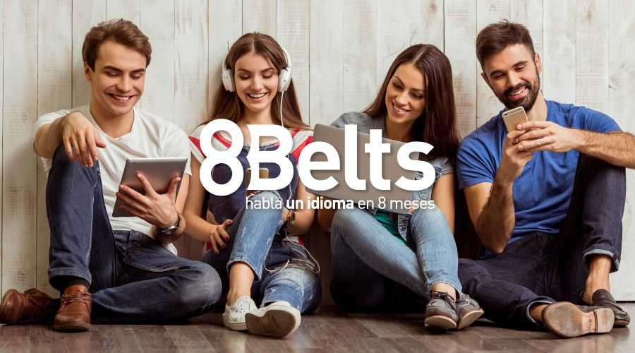 Método 8Belts: ¿qué es y cuáles son sus características?