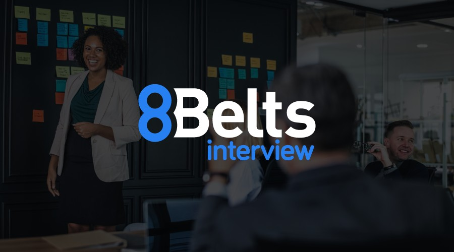 Triunfa en tus entrevistas con 8Belts Interview English