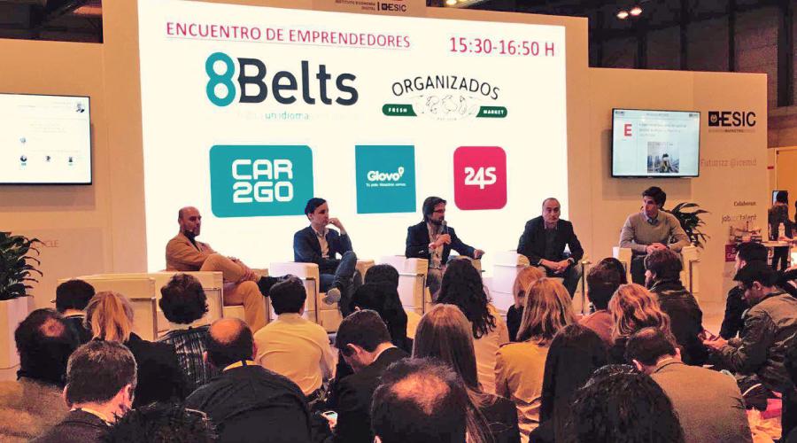 8Belts participa en Futurizz, evento del negocio del marketing