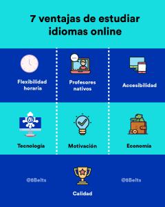 Las 7 razones por las que debes elegir una academia online