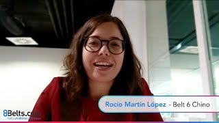 Rocío Nos Cuenta Cómo Fue Retomar Su Aprendizaje De Chino Con 8Belts