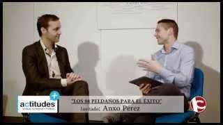 Anxo Pérez Desvela Cuáles Han Sido Las Claves De Su Éxito Profesional