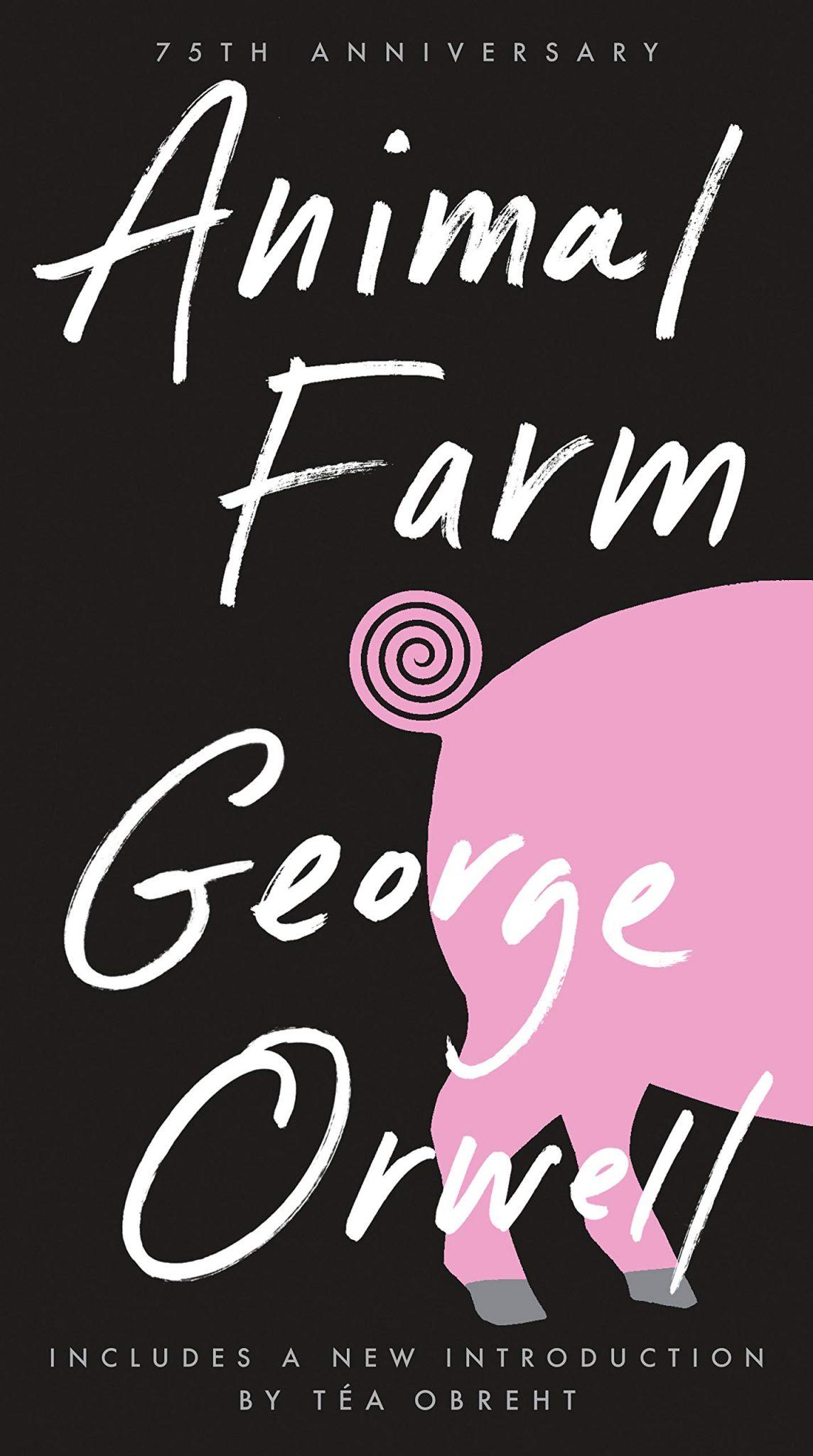 Animal farm - libros para leer en inglés B2