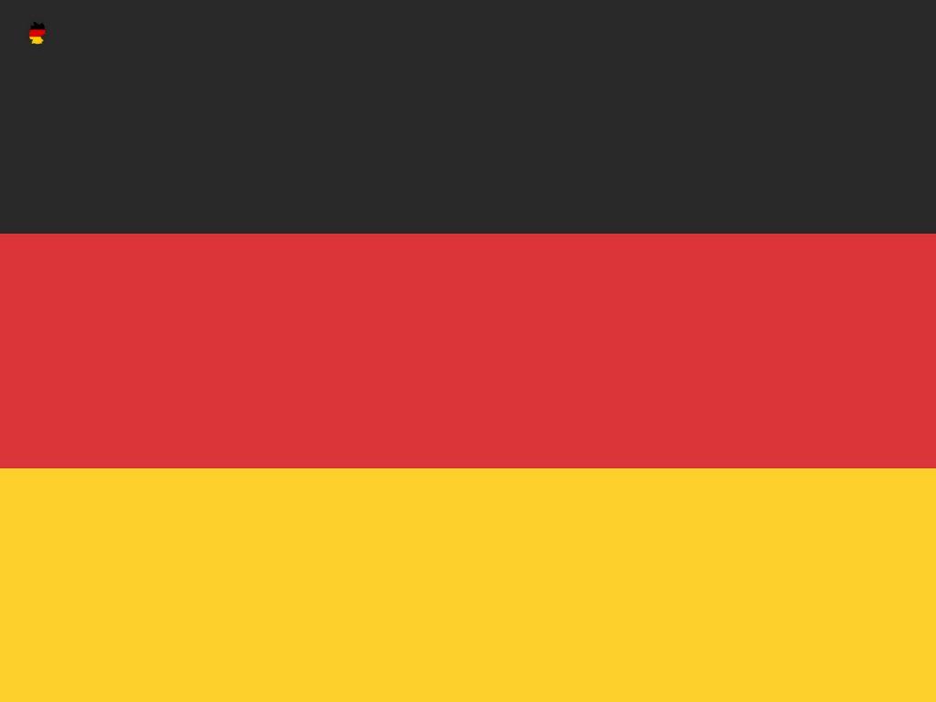 El alemás es un idioma fácil para los hispanohablantes.