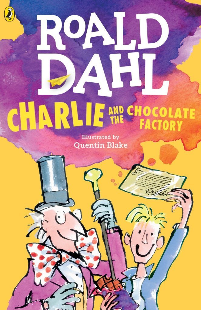 Charlie and the chocolate factory - libros para leer en inglés A2