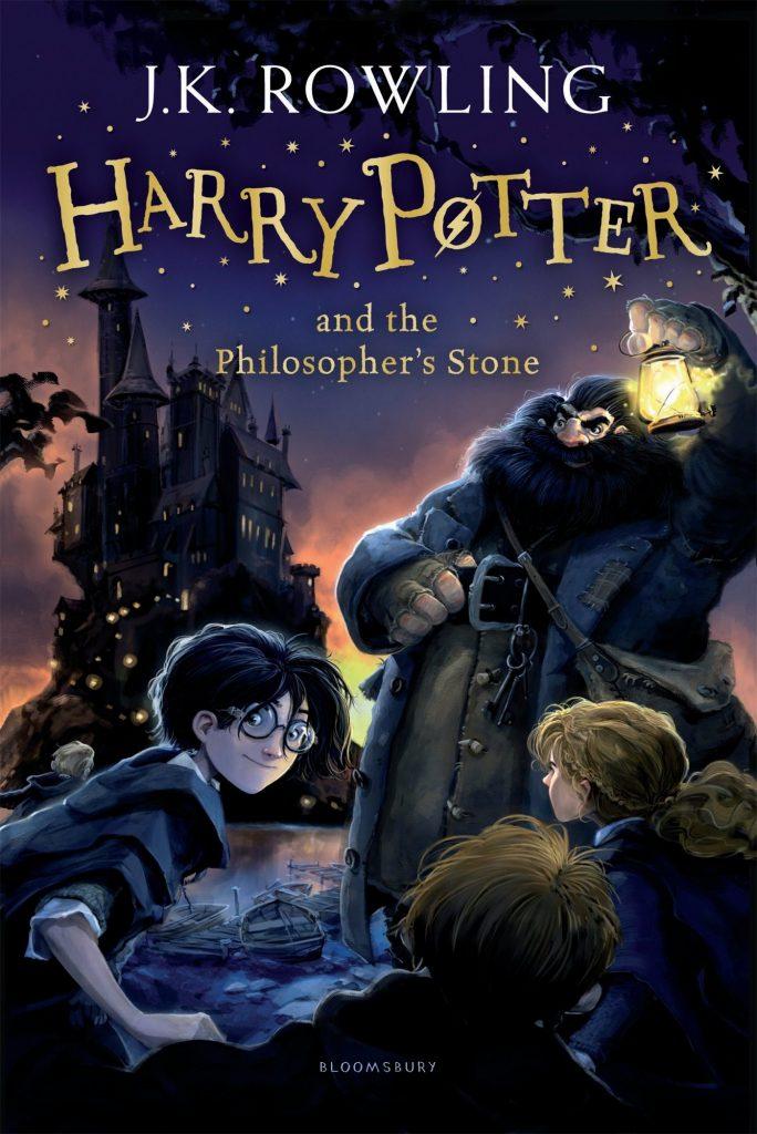 Harry Potter and the Philosopher's stone - Libros para leer en inglés B2