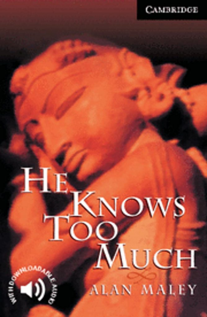 He knows too much - libros para nivel C1