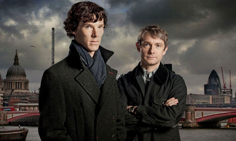 Series para aprender inglés - Sherlock