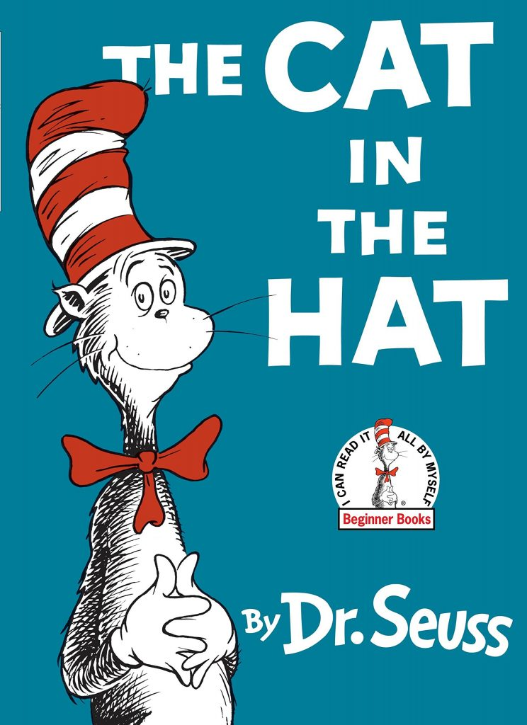 The cat in the hat - libros en inglés nivel A1
